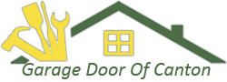 Garage Door of Canton Logo